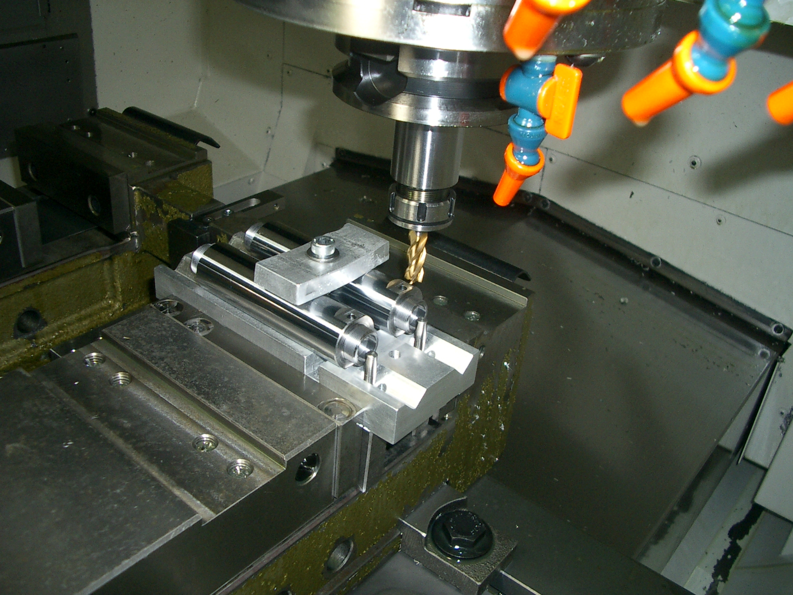 FRAME WORKS / MACHINING WORKS